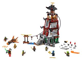 LEGO 70594 - LEGO NINJAGO - A világítótorony ostroma
