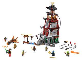 LEGO 70594 - LEGO NINJAGO - A világítótorony ostroma
