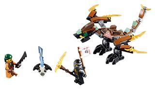 LEGO 70599 - LEGO Ninjago - Cole sárkánya