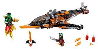 LEGO 70601 - LEGO NINJAGO - A levegő cápája