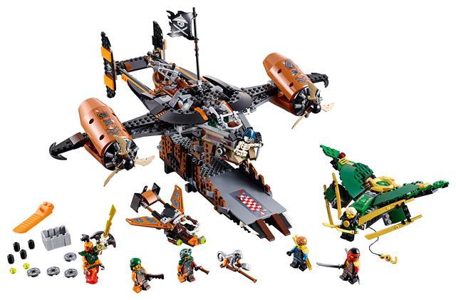 LEGO 70605 - LEGO Ninjago - Örök balsors