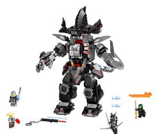 LEGO 70613 - LEGO The Ninjago Movie - Garma mechanikus ember