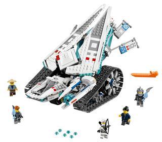 LEGO 70616 - LEGO The Ninjago Movie - Jégtank