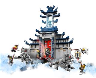 LEGO 70617 - LEGO The Ninjago Movie - A legvégső fegyver temploma