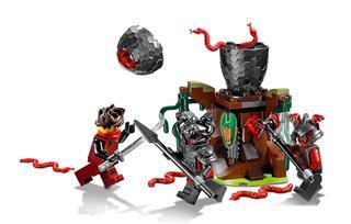 LEGO 70621 - LEGO Ninjago - Vermillion támadása