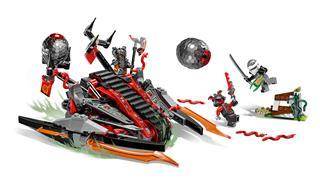 LEGO 70624 - LEGO NINJAGO - Vermillion, a betolakodó