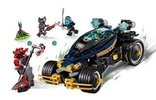 LEGO 70625 - LEGO NINJAGO - Szamuráj VXL