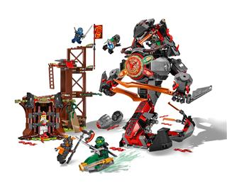 LEGO 70626 - LEGO NINJAGO - A végzet hajnala