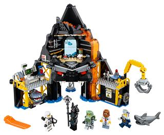 LEGO 70631 - LEGO NINJAGO - Garmadon vulkánbarlangja