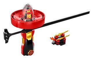 LEGO 70633 - LEGO Ninjago - Kai - Spinjitzu mester