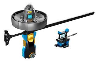 LEGO 70634 - LEGO Ninjago - Nya - Spinjitzu mester