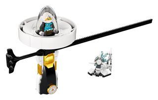 LEGO 70636 - LEGO Ninjago - Zane - Spinjitzu mester