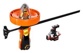 LEGO 70637 - LEGO Ninjago - Cole - Spinjitzu mester