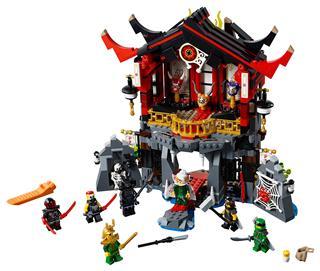 LEGO 70643 - LEGO Ninjago - A Feltámadás temploma