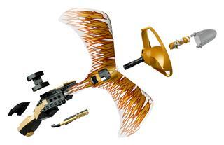 LEGO 70644 - LEGO NINJAGO - Arany sárkánymester