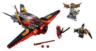 LEGO 70650 - LEGO NINJAGO - A Sors szárnya