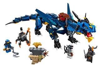LEGO 70652 - LEGO NINJAGO - Viharkeltő