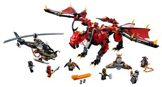 LEGO 70653 - LEGO NINJAGO - Firstbourne