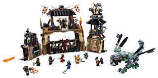 LEGO 70655 - LEGO NINJAGO - Sárkányverem