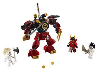LEGO 70665 - LEGO NINJAGO - Szamuráj mech