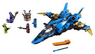 LEGO 70668 - LEGO NINJAGO - Jay viharharcosa