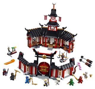 LEGO 70670 - LEGO NINJAGO - A Spinjitzu monostora