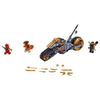 LEGO 70672 - LEGO NINJAGO - Cole cross motorja