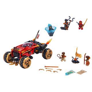 LEGO 70675 - LEGO NINJAGO - Katana 4x4
