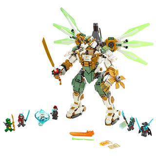 LEGO 70676 - LEGO NINJAGO - Lloyd mechanikus titánja