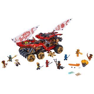 LEGO 70677 - LEGO NINJAGO - A föld adománya
