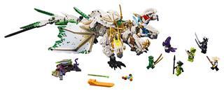 LEGO 70679 - LEGO NINJAGO - Az Ultra sárkány