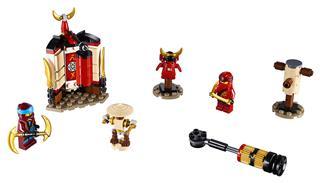 LEGO 70680 - LEGO NINJAGO - Kolostori kiképzés