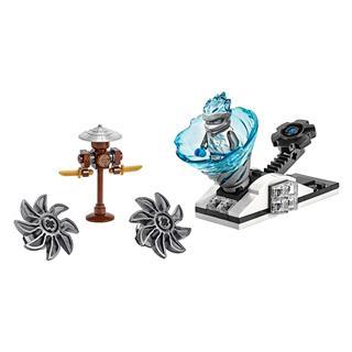 LEGO 70683 - LEGO NINJAGO - Spinjitzu Csapás - Zane