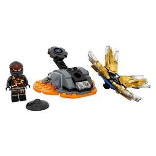 LEGO 70685 - LEGO NINJAGO - Spinjitzu Villanás - Cole