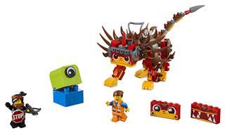 LEGO 70827 - LEGO Movie 2 - UltraKatty és harcos Lucy!