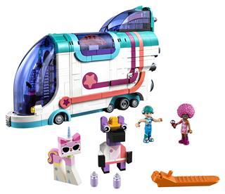 LEGO 70828 - LEGO Movie 2 - Előugró partybusz