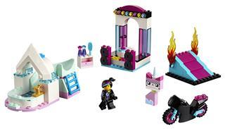 LEGO 70833 - LEGO Movie 2 - Lucy építőkészlete!