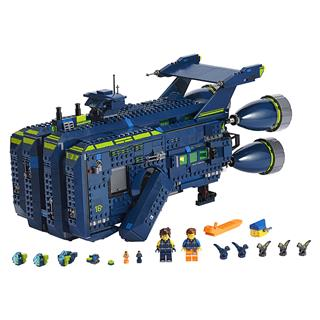 LEGO 70839 - LEGO Movie - A Rexcelsior!