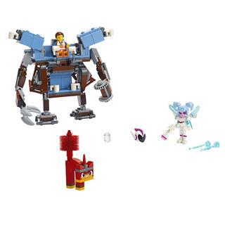 LEGO 70842 - LEGO Movie - Emmet háromemeletes kanapé robotja
