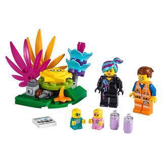 LEGO 70847 - The LEGO Movie 2 - Jó reggelt, Szikrababák!