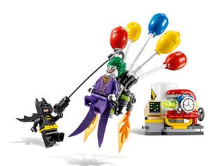 LEGO 70900 - LEGO Batman Movie - Joker™ ballonos szökése