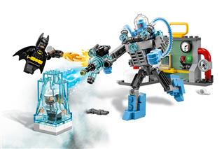 LEGO 70901 - LEGO Batman Movie - Mr. Fagy™ dermesztő támadása