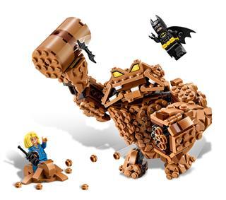 LEGO 70904 - LEGO Batman Movie - Agyagpofa™ támadása