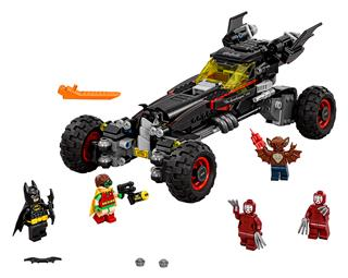LEGO 70905 - LEGO Batman Movie - Batmobil