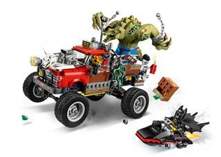 LEGO 70907 - LEGO Batman Movie - Gyilkos Krok™ járműve