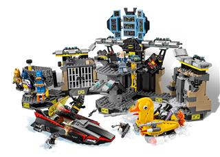 LEGO 70909 - LEGO Batman Movie - Betörés a Denevérbarlangba