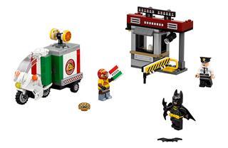 LEGO 70910 - LEGO Batman Movie - Madárijesztő™ - Különleges száll...