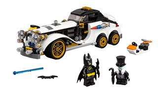 LEGO 70911 - LEGO Batman Movie - Pingvin™ Sarkvidéki járműve