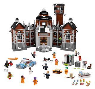 LEGO 70912 - LEGO Batman Movie - Arkham Elmegyógyintézet