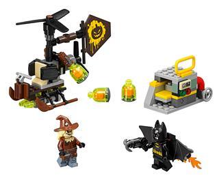 LEGO 70913 - LEGO Batman Movie - Madárijesztő™ félelmetes leszámo...